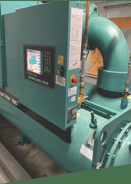TSC commercial mechanical link