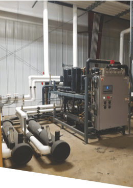 TSC industrial refrigeration link